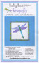 Dragonfly - Foundation Paper Piecing Pattern Front Cover