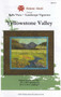 Yellowstone Valley Applique Quilt Front Cover