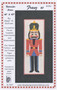 Franz The Nutcracker Foundation Paper Piecing Quilt Front Cover