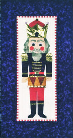 Johann The Nutcracker Foundation Paper Piecing Quilt