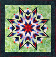 Cepheus Foundation Paper Pieced Quilt