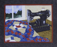 Stitch in Time Picture Piecing Quilt Block