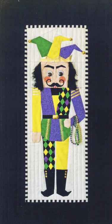 Pierrot The Nutcracker Foundation Paper Piecing Quilt