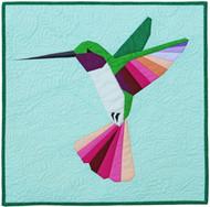Tiny Jewel Foundation Paper Pieced Quilt