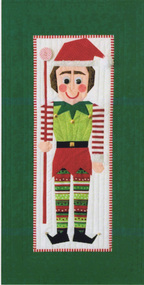 Jolly The Nutcracker Foundation Paper Piecing Pattern Quilt