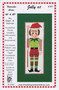 Jolly The Nutcracker Foundation Paper Piecing Pattern Front Cover