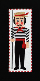 Giovanni The Nutcracker Foundation Paper Piecing Pattern Quilt