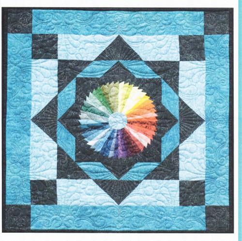 Spectrum Foundation Paper Piecing Quilt