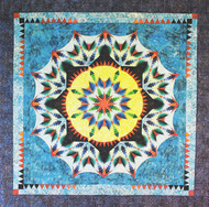 Cassiopeia Foundation Paper Pieced Quilt