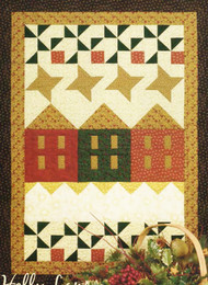 Thimbleberries Holly Lane Strip Pieced Quilt