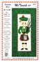 McTavish The Nutcracker Foundation Paper Piecing Pattern Quilt Front Cover