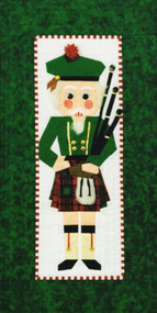 McTavish The Nutcracker Foundation Paper Piecing Pattern Quilt