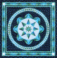 Lady of the Lake - Foundation Paper Piecing Pattern – Quilt