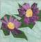Aster Flower Block
