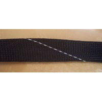 "1/2"" Bentley Harris Expando HR Plus High Temperature Flame Retardant Braided Sleeving"
