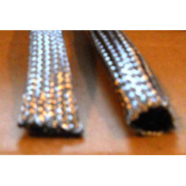 "1/4"" Tin coated Copper Expandable Braided Sleeving (Tubular)"
