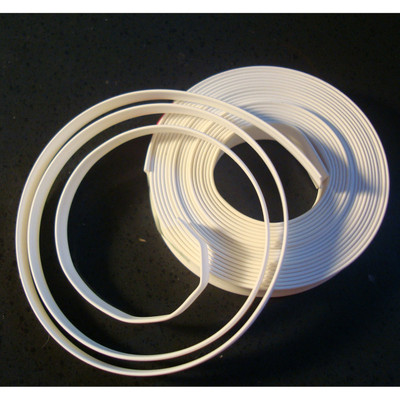 "1"" ID Preflattened Shrink Tube for K4350 and I Class printers (100 feet) (Cardboard reel)"