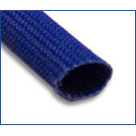 24 AWG Size Bentley Harris Exflex Fiberglass Braided Sleeving