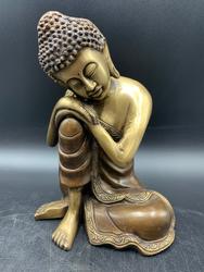 Bronze Resting Buddha
