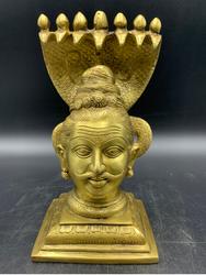 Lord Shiva with 7 Headed Naga snake