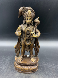 Standing Hanuman with Louts