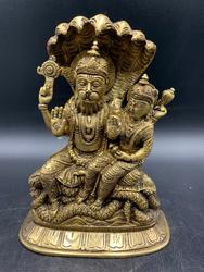 Narasimha and Lakshmi