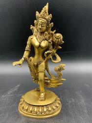 Gold Dancing Tara