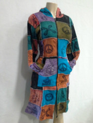 COTTON LONG JACKET WITH LINING 25