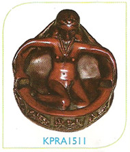 Resin - Ashtray, Couples, Souvenirs KPRA1511