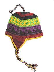 WOOLEN CAP KPW02A4