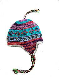 WOOLEN CAP KPW02A14