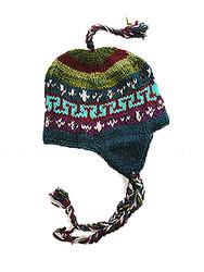 WOOLEN CAP KPW02A16