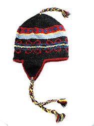 WOOLEN CAP KPW02A17