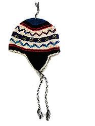 WOOLEN CAP KPWL02A18