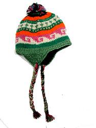 WOOLEN CAP KPW02R