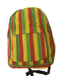 Cotton Rasta Bagpack 21