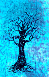 Tree_ blue