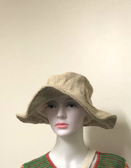 Hemp Plain Hat