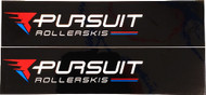 Pursuit Top of Frame Decals