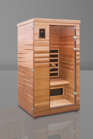 Healthmate Renew 1 Cedar Wood Infared Sauna