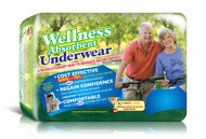 Unique Wellness® Absorbent Underwear Pull-Ups with Revolutionary NASA Technology - Case