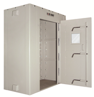 FEMA Compliant Hide-Away® Residential Bulletproof Modular Safe Room Tornado Safety Shelter