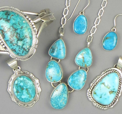 Turquoise Mountain Jewelry