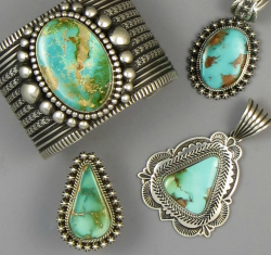 Pilot Mountain Turquoise Jewelry