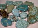 Fox Turquoise Gem Stones