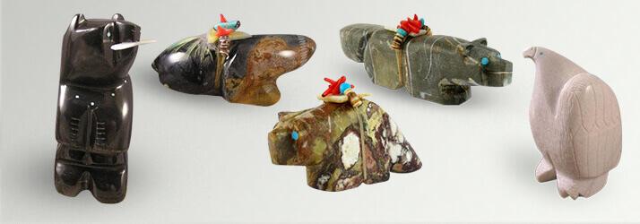 Native American Zuni fetish