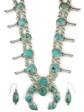 e1bd4c339 The History of Navajo Turquoise Jewelry - Southwest Silver Gallery