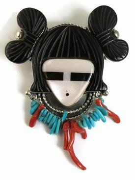 Zuni Kachina Doll