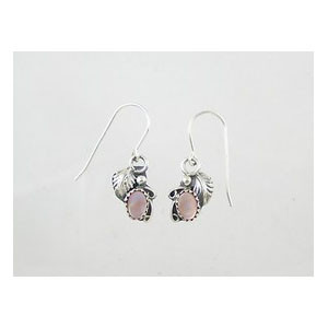 a3f76ce0364d2 Sterling Silver Pink Mother of Pearl Earrings (ER2239)