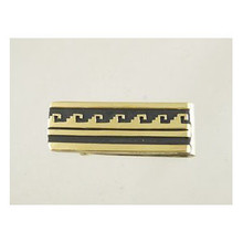 Tommy Singer 12k Gold & Silver Money Clip (MC233)